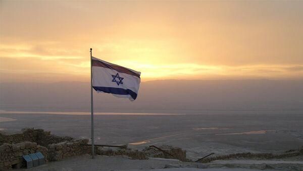 İsrail bayrağı, arxiv şəkli - Sputnik Azərbaycan