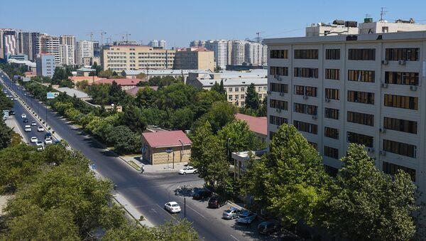 Проспект Матбуат в Баку - Sputnik Азербайджан