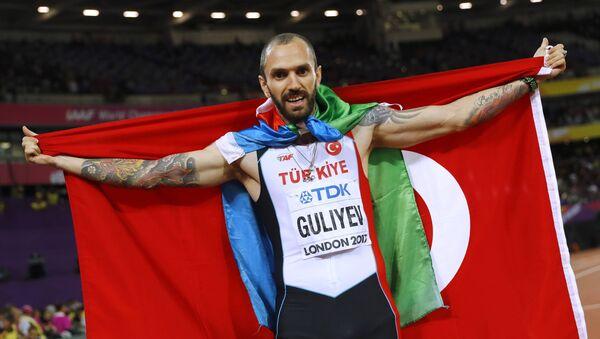Atlet Ramil Quliyev - Sputnik Азербайджан