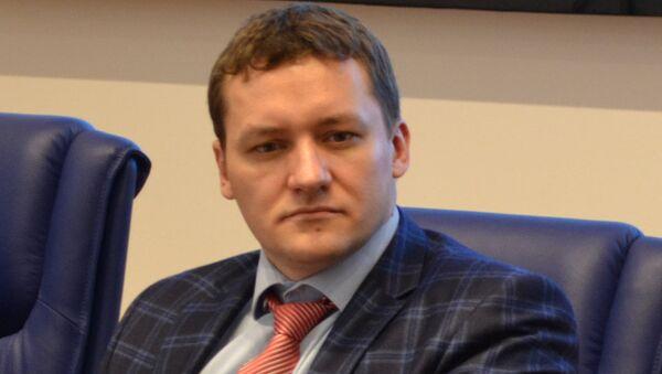Белорусский экономист Дмитрий Болкунец - Sputnik Азербайджан