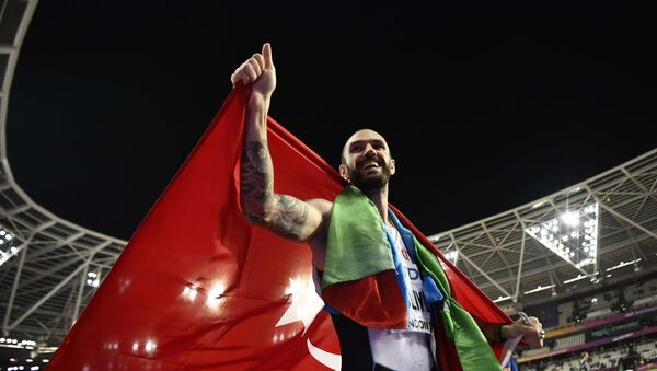 Ramil Quliyev - Sputnik Азербайджан