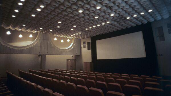 Зрительный зал, фото из архива - Sputnik Азербайджан