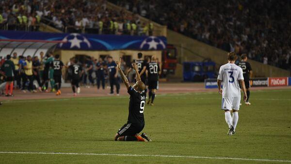 Футбольный матч Карабах - Копенгаген - Sputnik Азербайджан