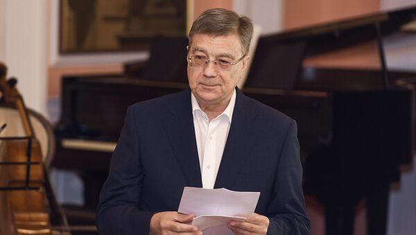 Владимир Дорохин, фото из архива - Sputnik Азербайджан