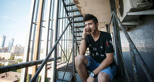 Участник Ты супер Джейхун Ага-Тагиев - Sputnik Азербайджан