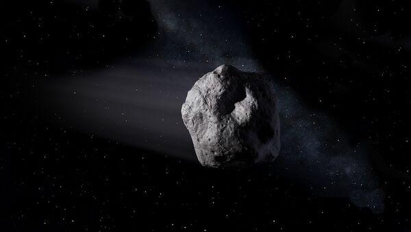 Asteroid  - Sputnik Azərbaycan