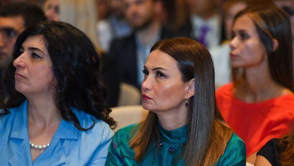 Ганира Пашаева - Sputnik Azərbaycan