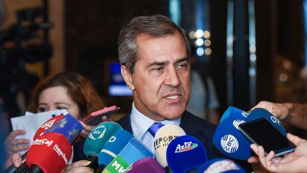 Nazim İbrahimov, arxiv şəkli - Sputnik Azərbaycan