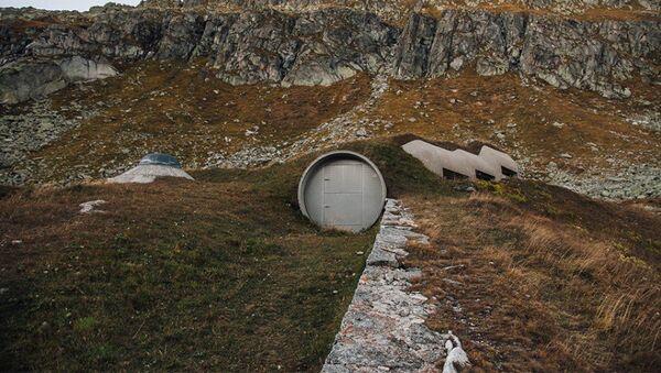 Bunker - Sputnik Azərbaycan