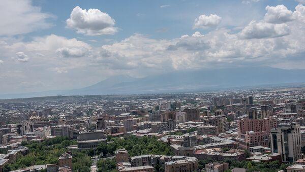 Город Ереван - Sputnik Азербайджан