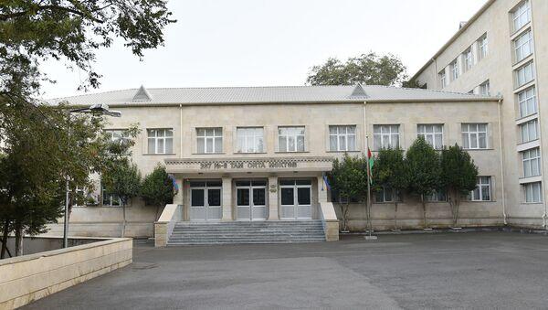 Средняя школа №257 в Баку - Sputnik Азербайджан