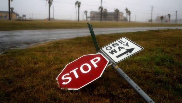 Последствия урагана Харви в США, фото из архива - Sputnik Азербайджан