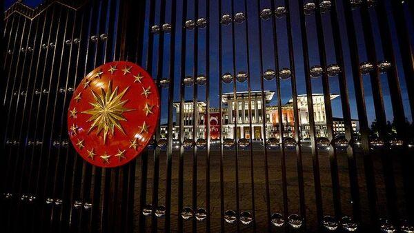Администрация президента Турции - Sputnik Азербайджан