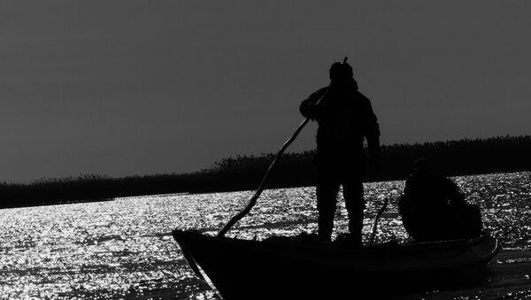 Рыбалка, фото из архива - Sputnik Azərbaycan