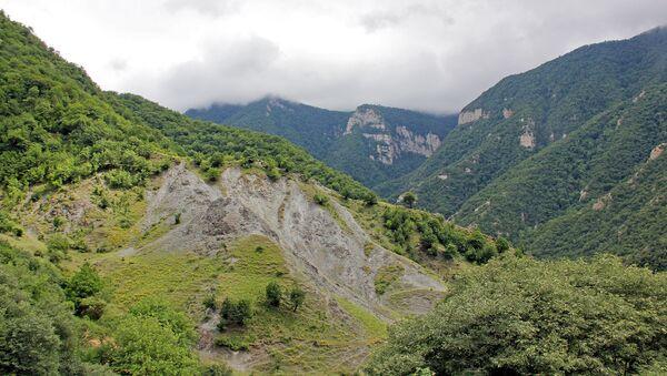 Нагорный Карабах, фото из архива - Sputnik Азербайджан
