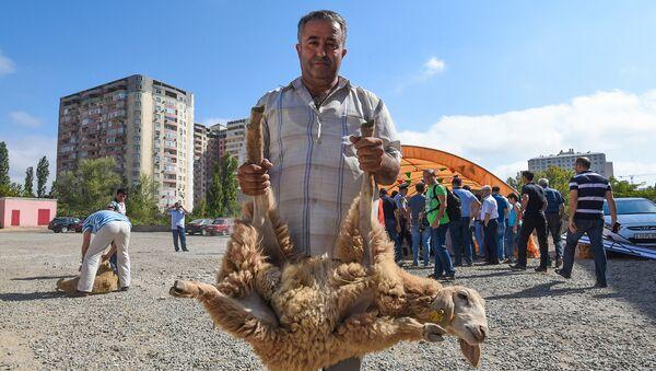Гурбан байрам в Баку - Sputnik Azərbaycan