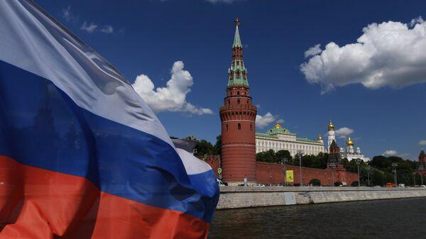 Московский Кремль - Sputnik Азербайджан