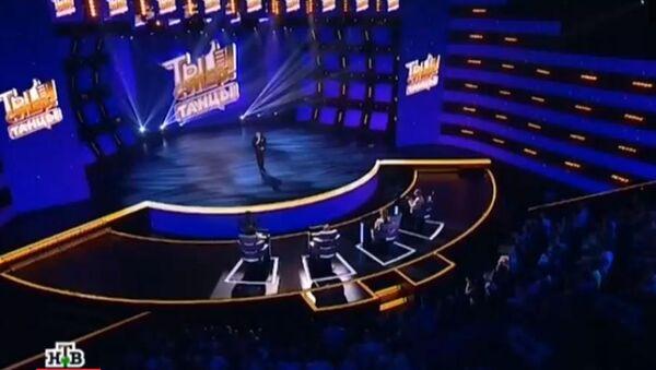 LIVE: Старт международного танцевального конкурса Ты супер! Танцы - Sputnik Азербайджан