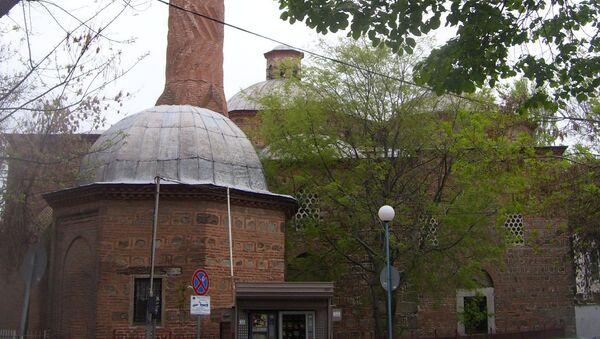 Bolqarıstanda tarixi məscid - Sputnik Azərbaycan