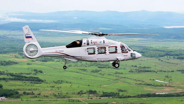 Вертолет Ка-62 - Sputnik Азербайджан