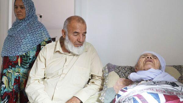 106 yaşlı Bibihal - Sputnik Azərbaycan
