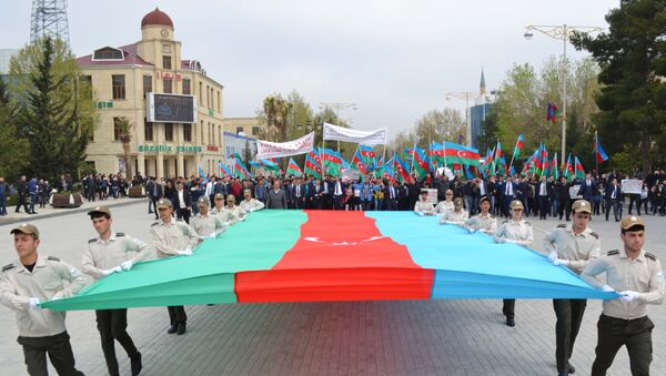 Призыв на военную службу - Sputnik Азербайджан