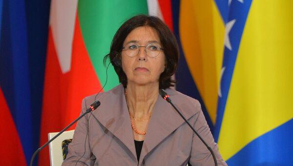 Председатель Парламентской ассамблеи ОБСЕ Кристин Муттонен - Sputnik Азербайджан