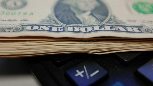 Доллары США - Sputnik Азербайджан