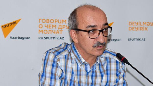 Психолог Азад Исазаде - Sputnik Азербайджан
