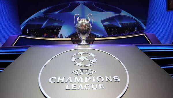 Лига чемпионов УЕФА - Sputnik Азербайджан