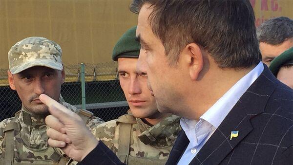 Михаил Саакашвили, фото из архива - Sputnik Азербайджан