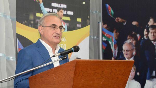 İlham Mədətov - Sputnik Azərbaycan