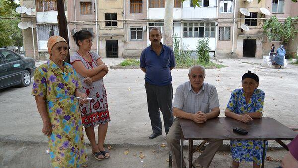 Жильцы дома - Sputnik Азербайджан