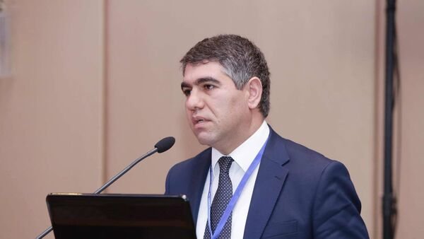 Вугар Байрамов - Sputnik Азербайджан