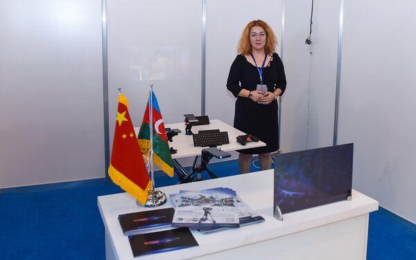 Открытие промышленной выставки CASPINDEXPO-2017 - Sputnik Азербайджан