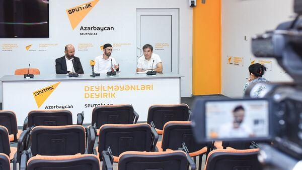 Мероприятие на тему Какое место занимает хадж в жизни мусульман и как прошло паломничество для азербайджанских пилигримов в текущем году - Sputnik Азербайджан