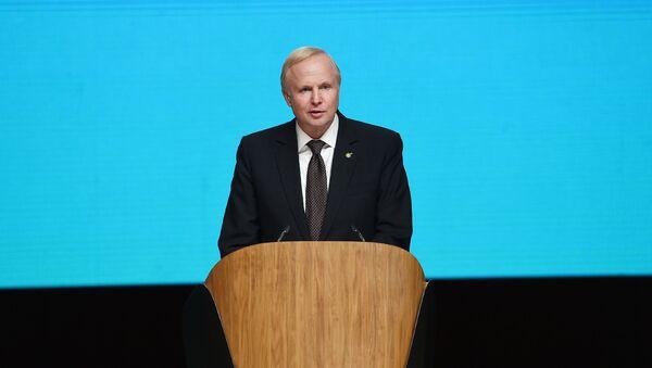 Генеральный исполнительный директор компании BP Роберт Дадли - Sputnik Азербайджан