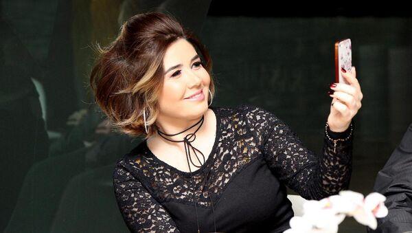 Певица Эльнара Халилова, фото из архива - Sputnik Азербайджан