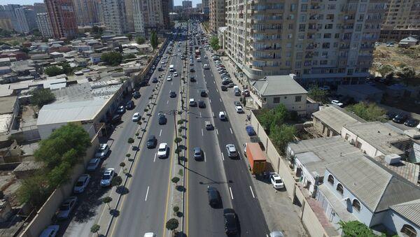 Улица Адбульвахаба Саламзаде - Sputnik Азербайджан