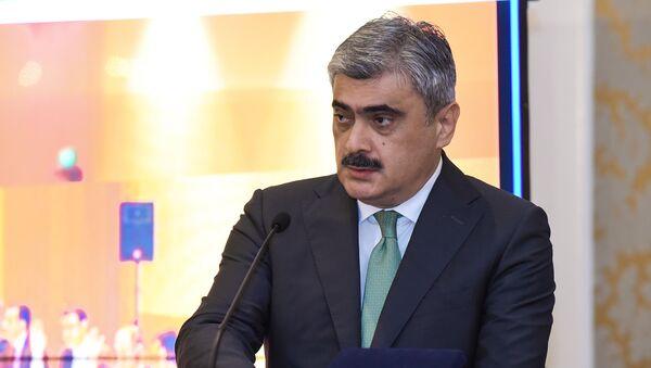 Министр финансов Самир Шарифов - Sputnik Азербайджан