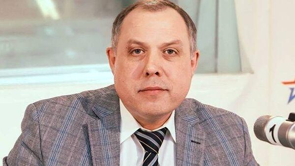 Политолог, заместитель директора Национального института развития современной идеологии Игорь Шатров - Sputnik Азербайджан