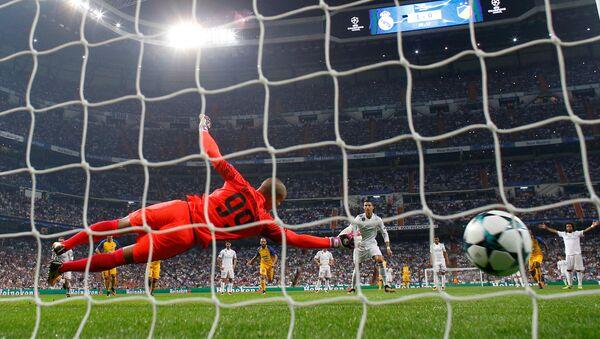 Çempionlar Liqası, Real Madrid - Apoel Nicosia oyunu - Sputnik Azərbaycan