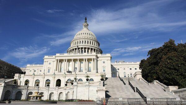 Здание Конгресса США, фото из архива - Sputnik Азербайджан