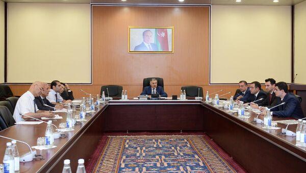 Государственный фонд развития информационных технологий Азербайджана выделил 242 тысячи манатов на финансирование 21 стартапа - Sputnik Азербайджан