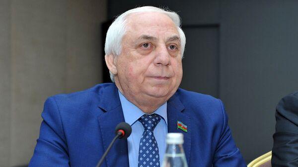 Hadı Rəcəbli, Milli Məclisin Komitə sədri - Sputnik Azərbaycan