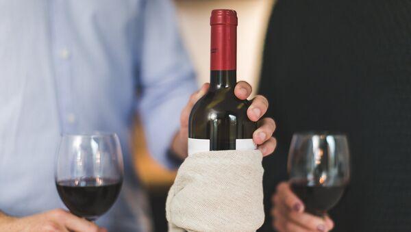 Вино, фото из архива - Sputnik Азербайджан