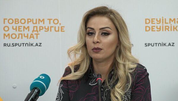 Roza Zərgərli Qazaxıstanda keçirilən Sarıarka festivalı barədə danışdı - Sputnik Azərbaycan