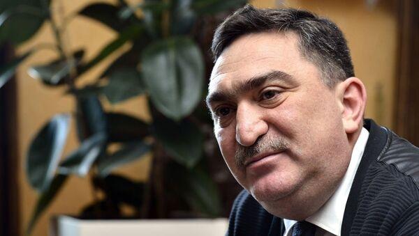 Vüqar Qaradağlı, arxiv şəkli - Sputnik Azərbaycan