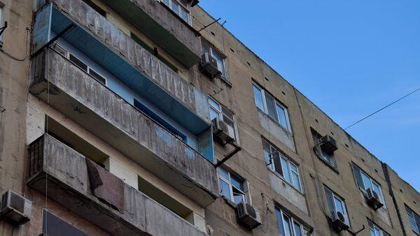 Yaşayış binası, arxiv şəkli - Sputnik Azərbaycan