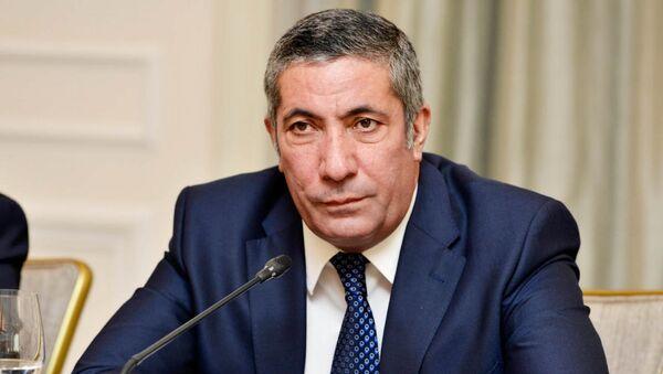 Siyavuş Novruzov - Sputnik Azərbaycan
